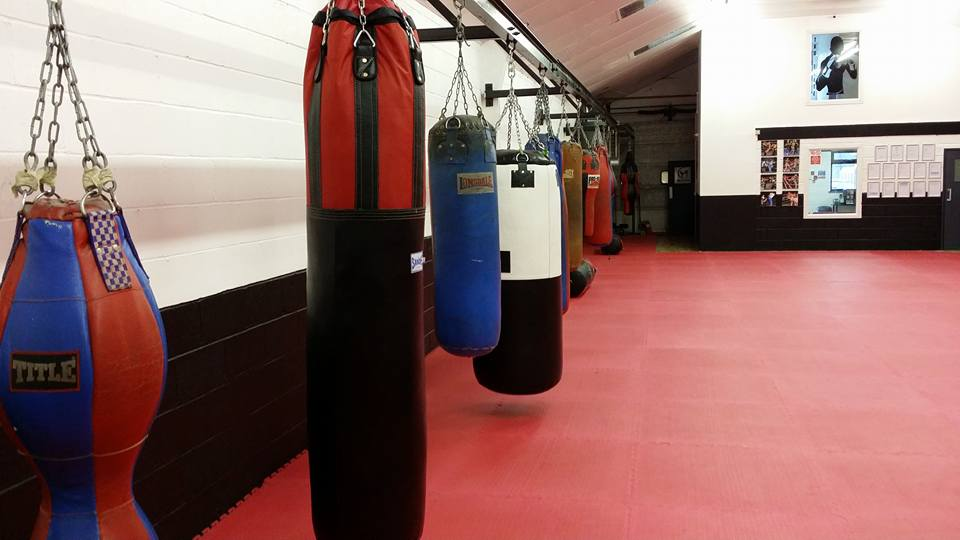 punchbags gym boxing chatham kent