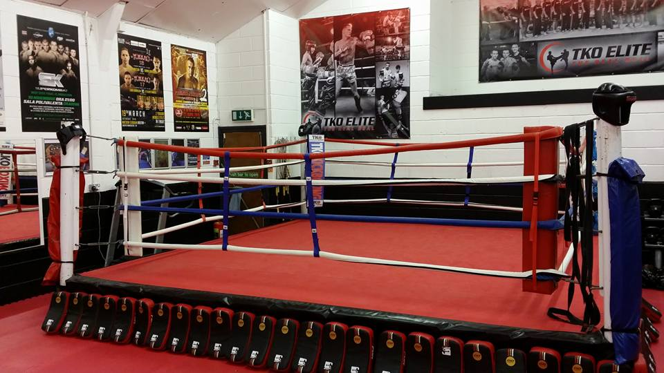 boxing ring chatham kent