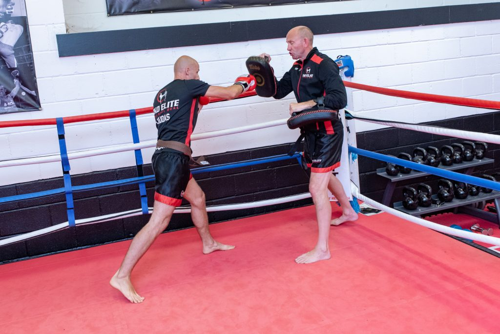adult kickboxing TKO Elite gym chatham kent