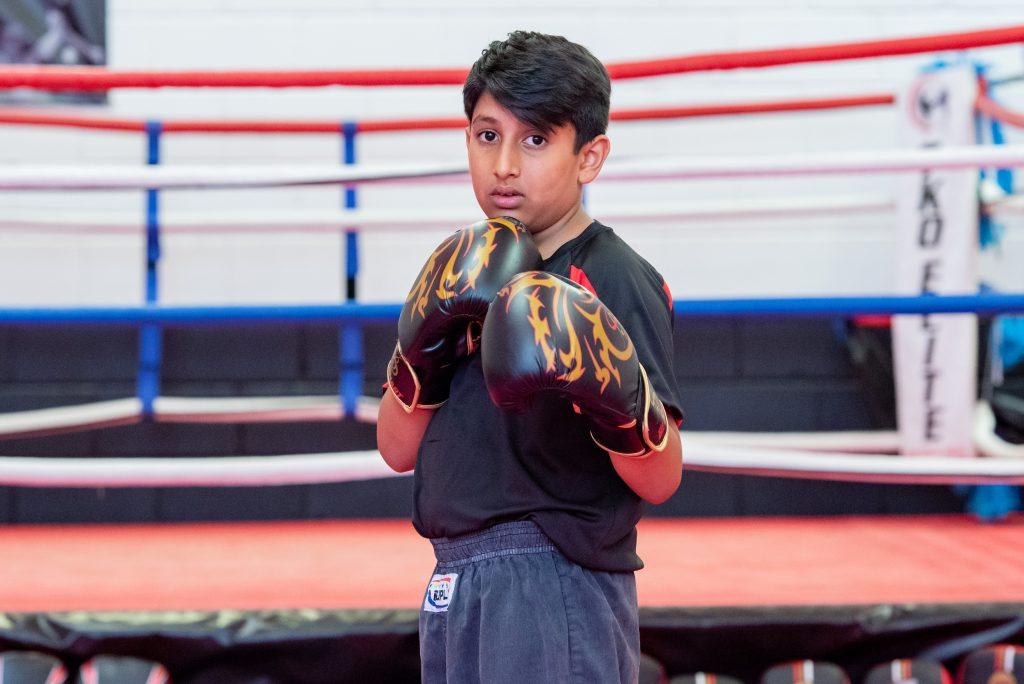 Junior Kickboxing TKO Elite Chatham kent