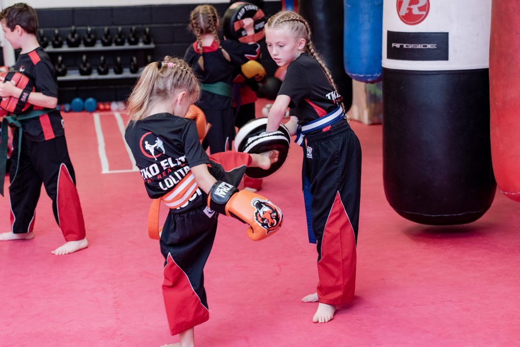 Junior Kickboxing TKO Elite Chatham kent